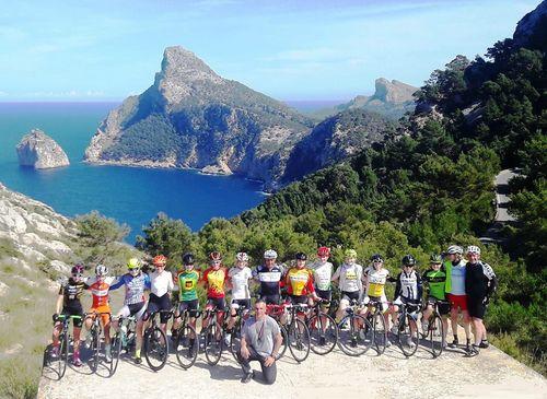 Erstes gemeinsames Balearen-Trainingscamp der WRSV- und BRV-Mädels ist Geschichte