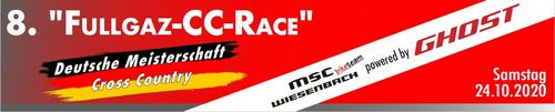 DM Mountainbike XCO Obergessertshausen │ aktuelle Infos