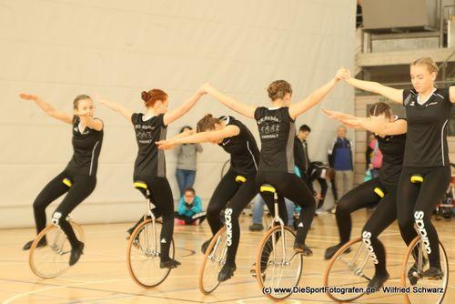 Badens U19 Sportlerinnen und Sportler holen in allen 7 Mannschaftsdisziplinen die BaWü-Titel