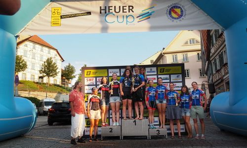 1.Heuer-Cup 2018 mit Innenstadtrennen in Backnang erfolgreich beendet/04.08.18