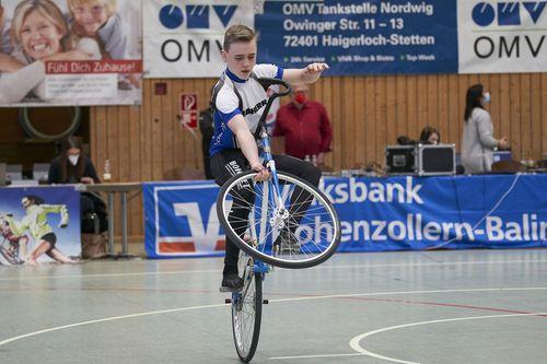 1.JM 2021: Linus Weber (Kirchdorf)