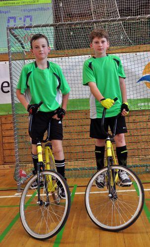 Vierter Platz beim Halbfinale um die Deutsche Meisterschaft  der Schüler U13