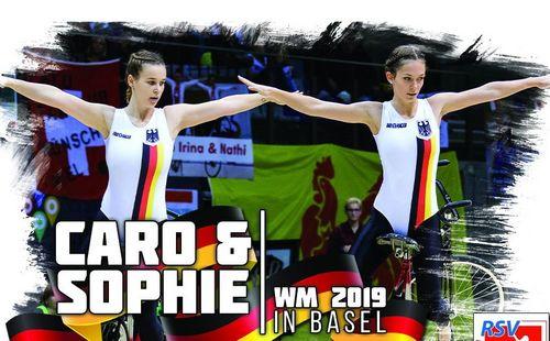 Sophie-Marie Nattmann/Caroline Wurth (RSV Gutach)