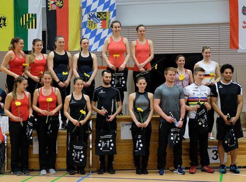 Sophie-Marie Nattmann und Caroline Wurth vom RSV Gutach starten bei der EM der Elite im 2er Frauen für Deutschland