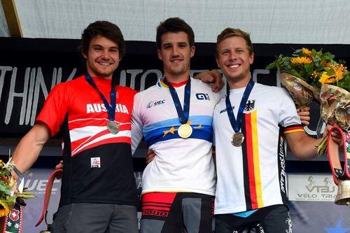 BRV Trialsportler auf der Europameisterschaft 2018 erfolgreich unterwegs!