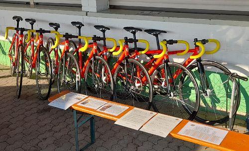 Gelungenes Boot Camp Bahnradsport für den Nachwuchs
